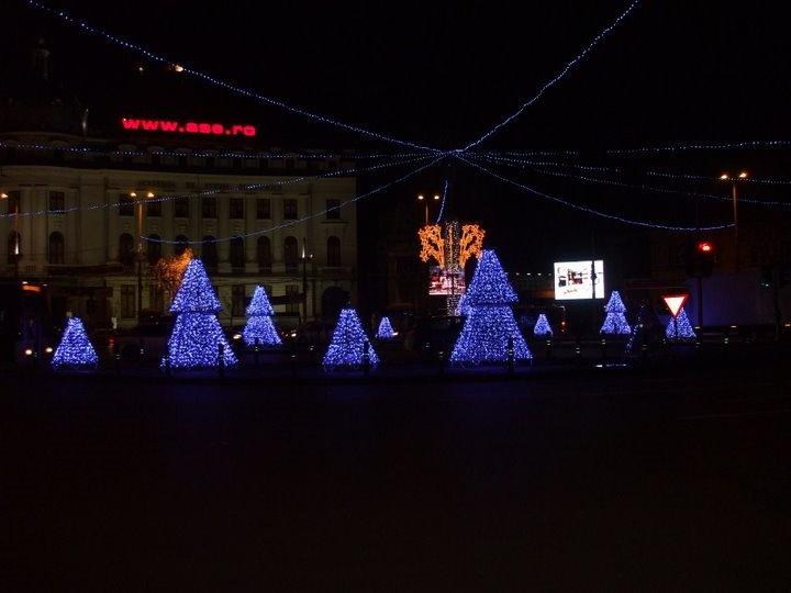 Christmas in Bucharest
