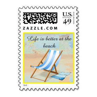 Customizable postage