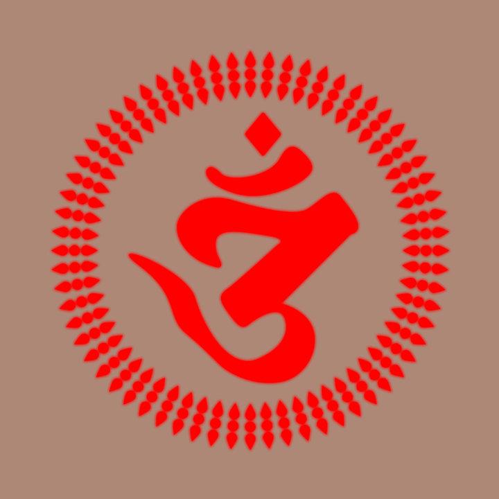 Yoga Buddhist Symbol