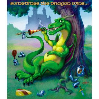 Sometimes the Dragon Wins