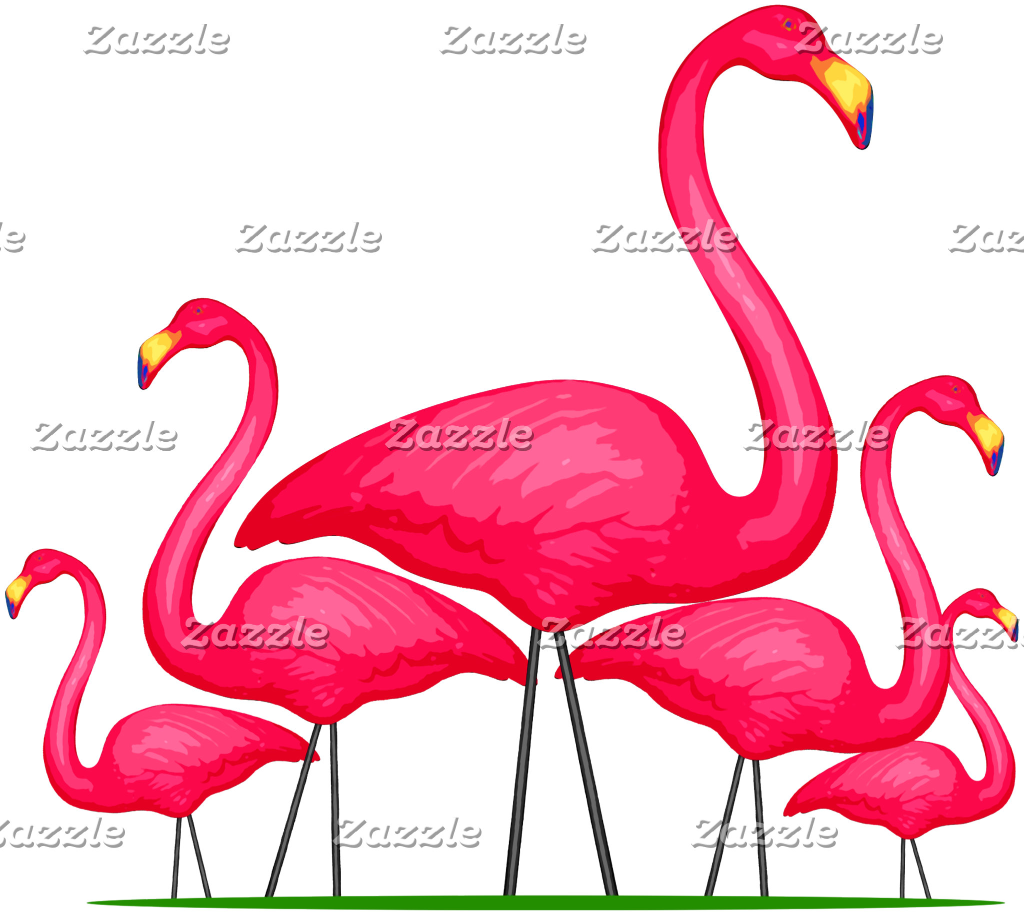 FLAMINGO POWER!