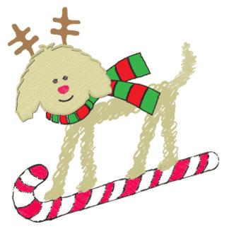 Reindeer Goldendoodle