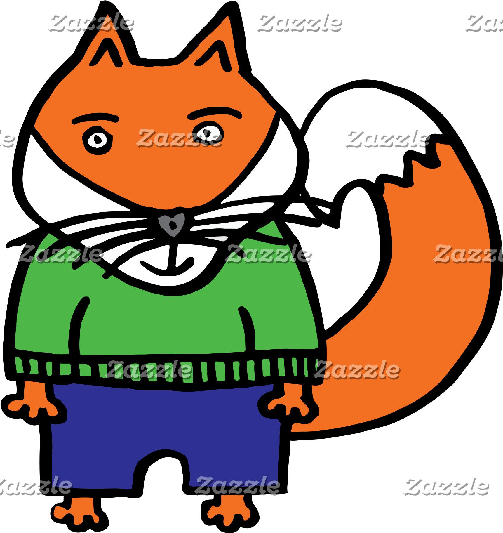 Felix the Fox