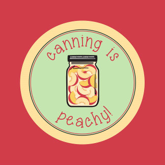 Canning Stickers