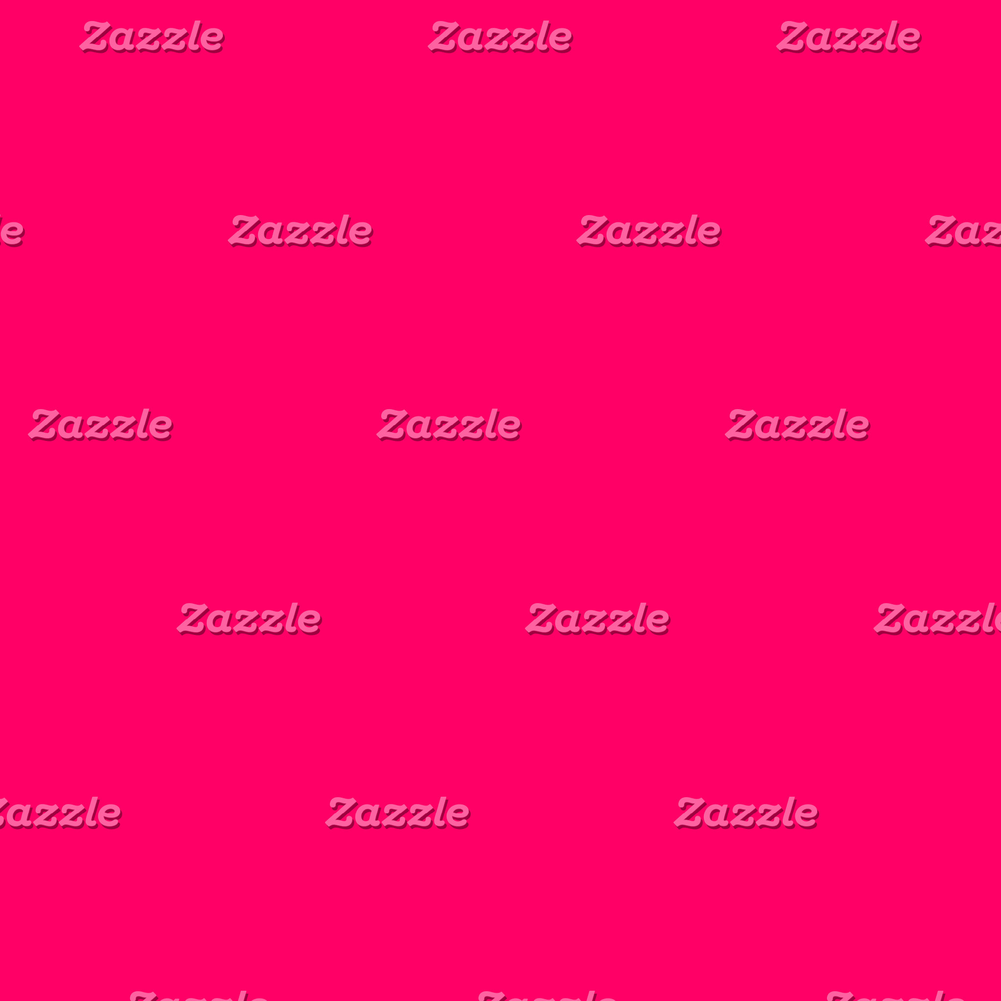 Bright Neon Pink
