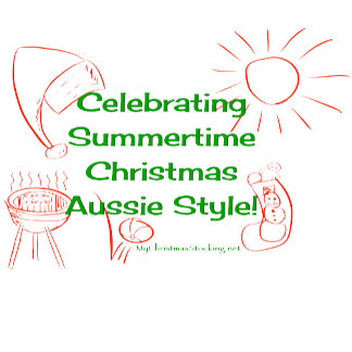 Celebrating Summertime Christmas