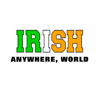 Personalized Irish Apparel
