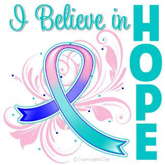 Thyroid Cancer Awareness I Believe in Hope