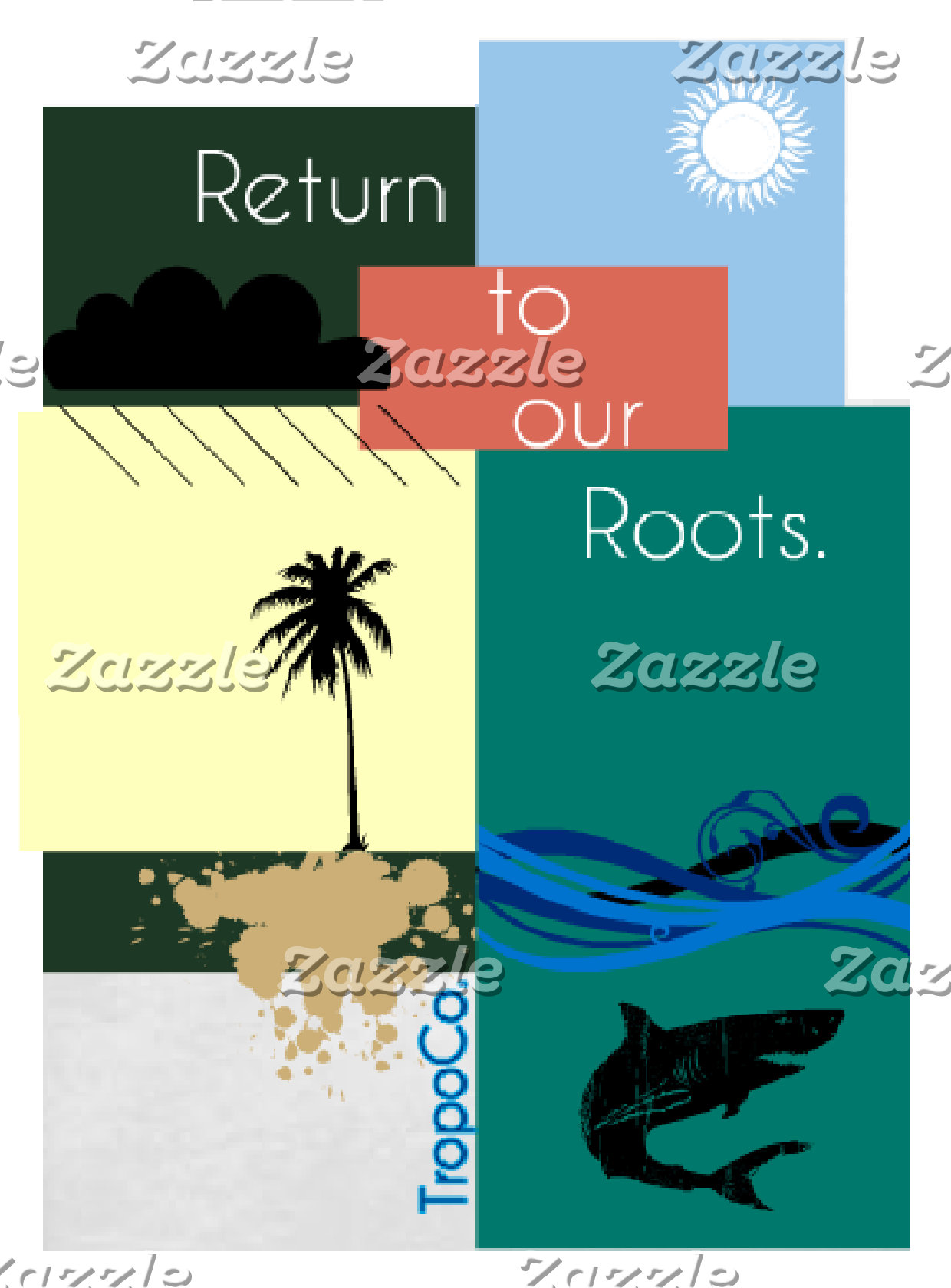 TropoCo. Return to our Roots Design