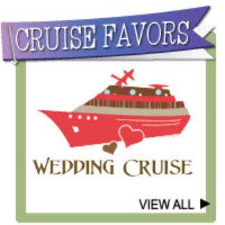 Wedding Cruise Favors and Shirts