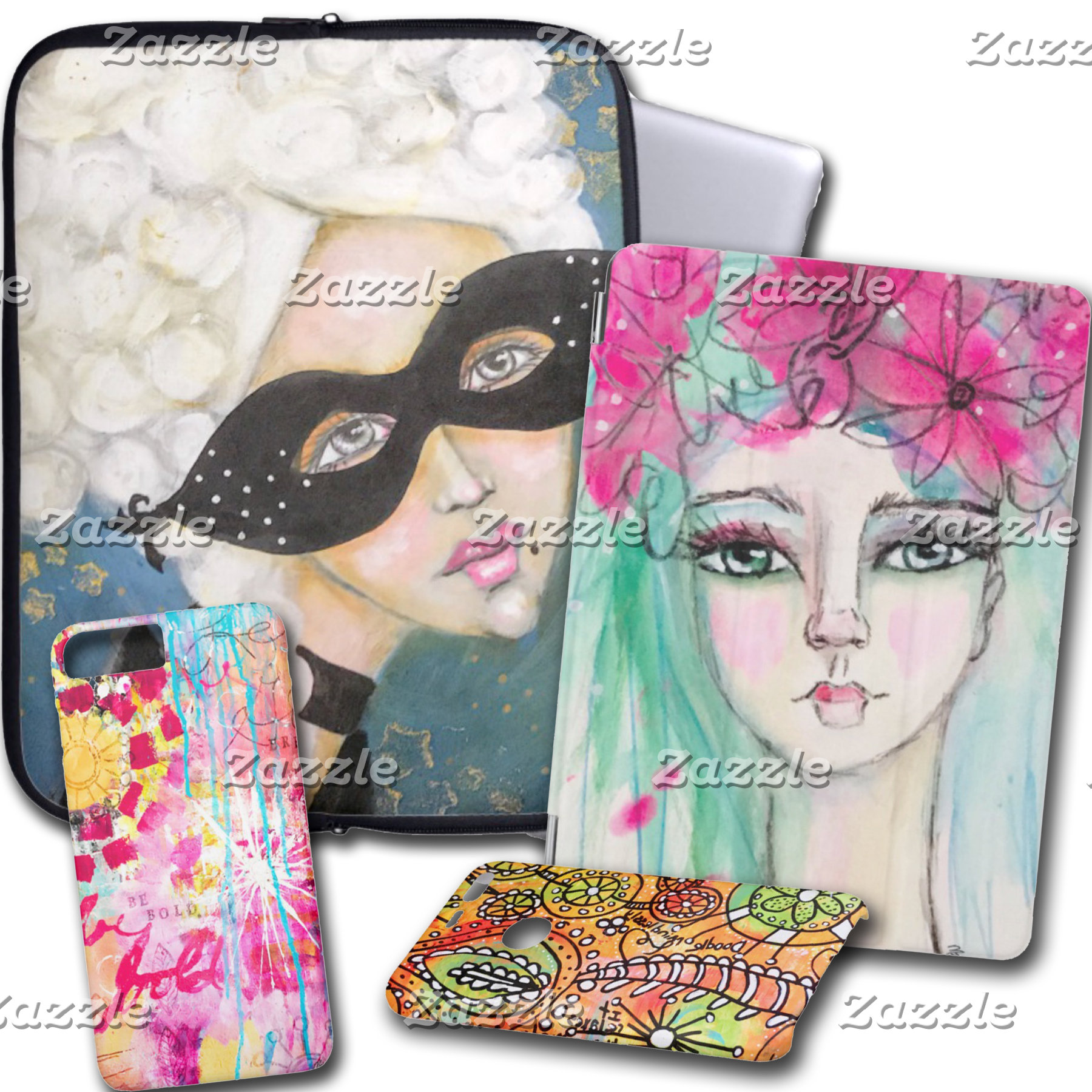 Cases, Sleeves, Covers