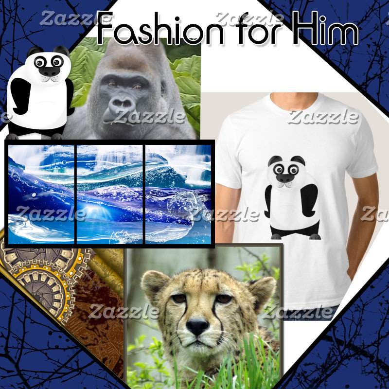 Fashion For Him