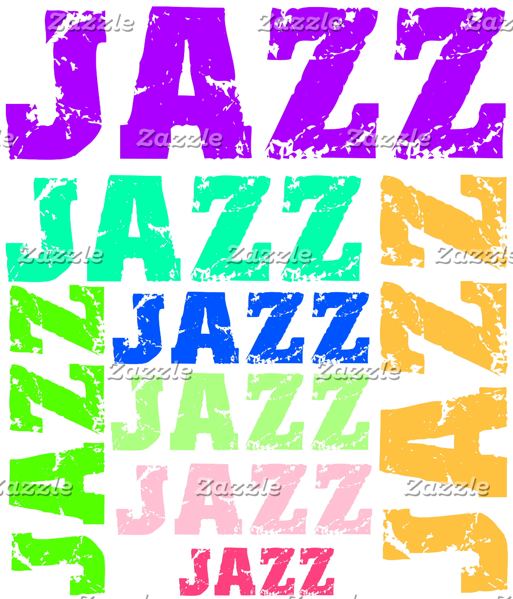 Colorful and cool jazz