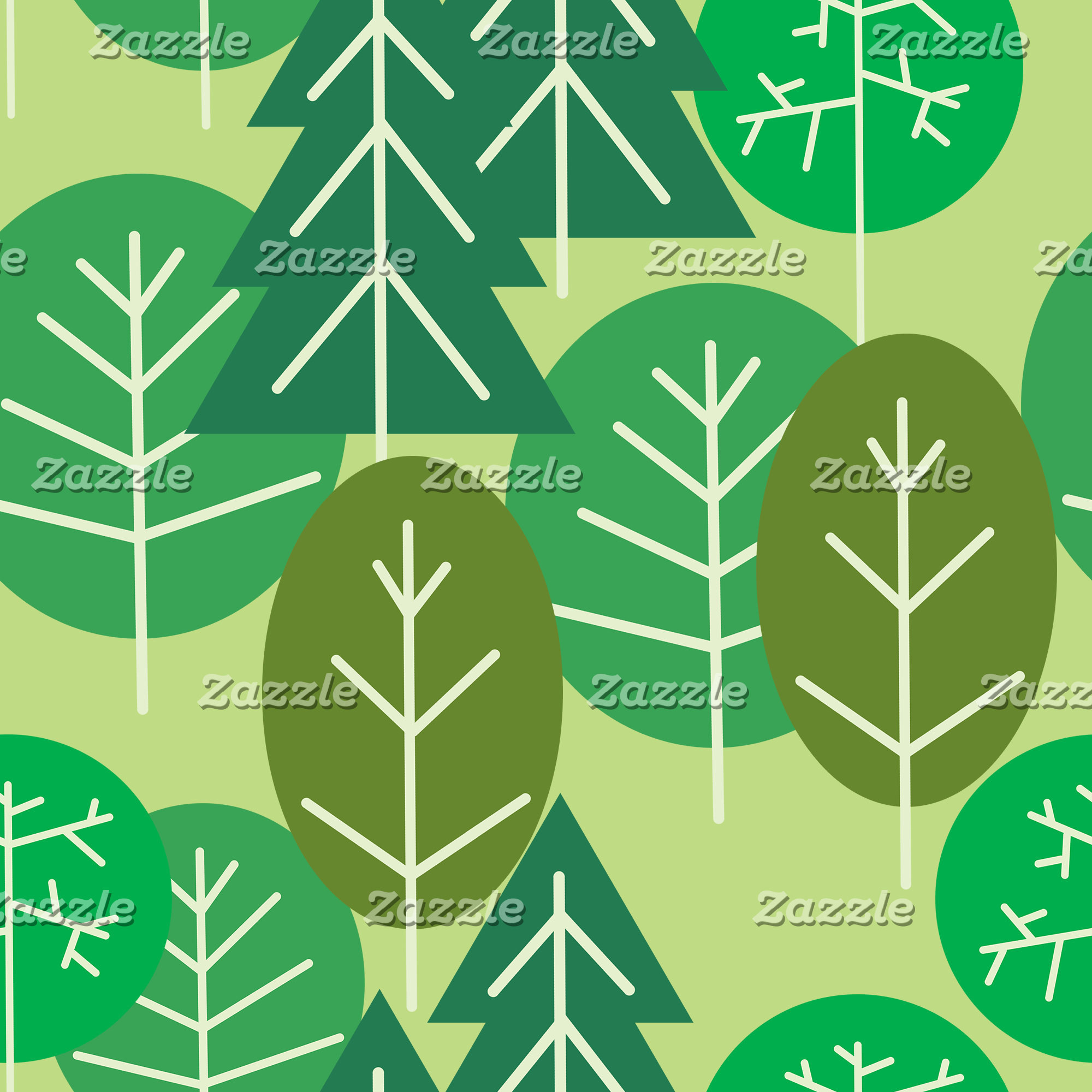 Leaves & Trees