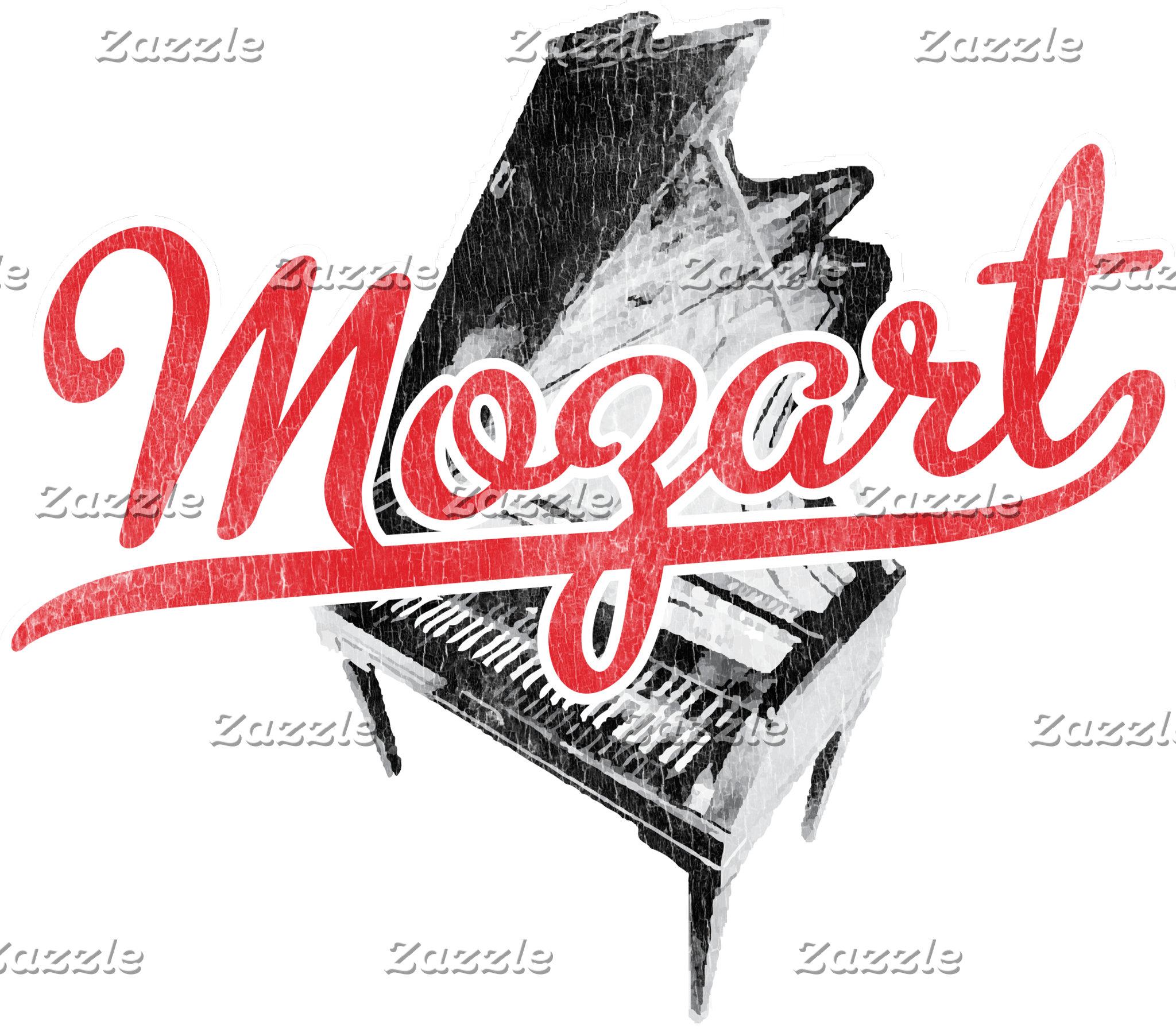 Wolfgang Amadeus Mozart (piano)