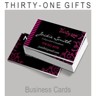 Thirty-One Templates