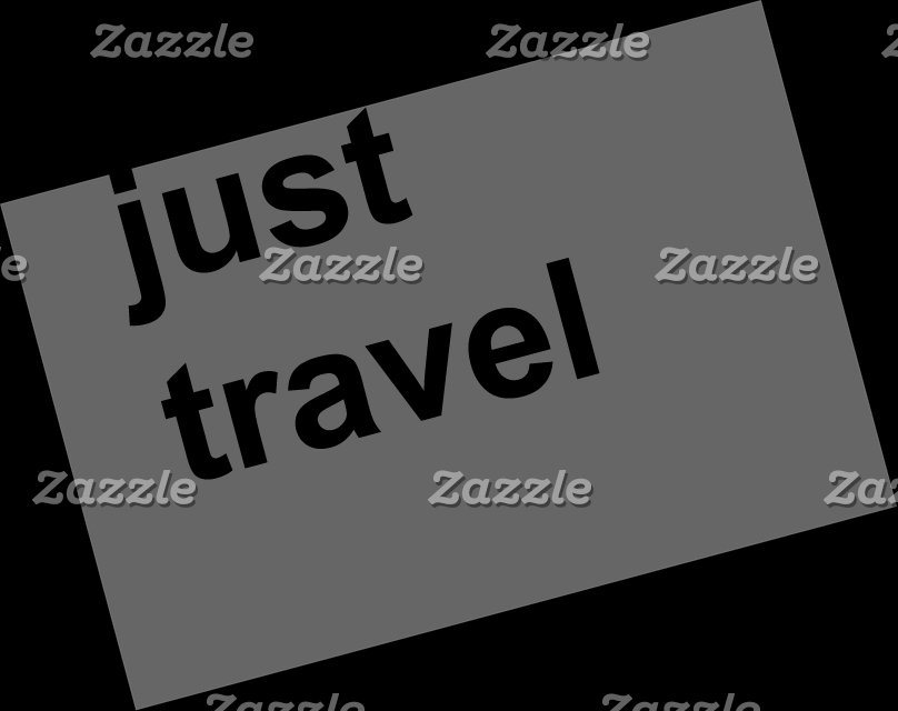 Just travel