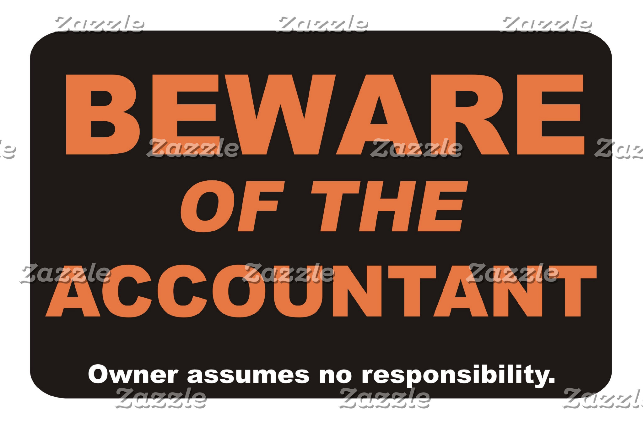Beware of the Accountant