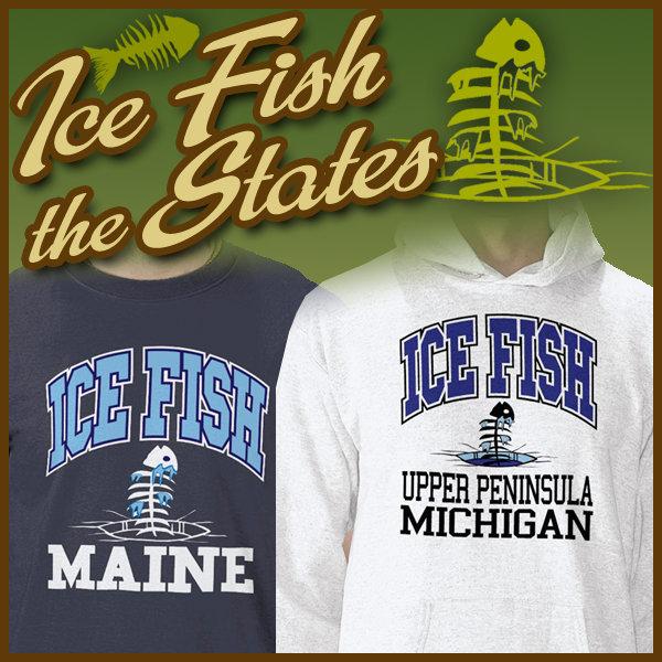 Ice Fish the States