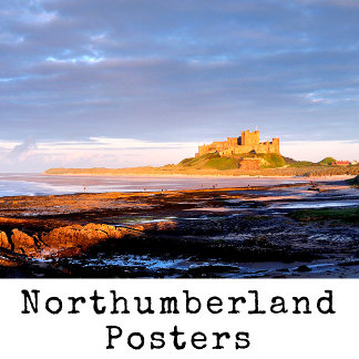 Northumberland Posters