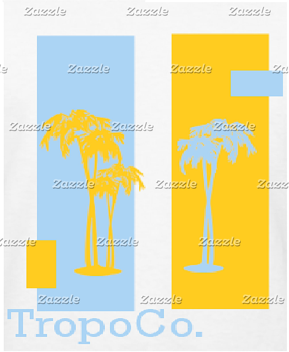 TropoCo. Twin Palms Design
