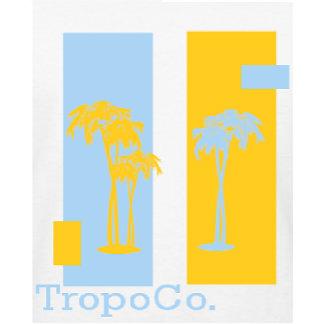 TropoCo. Twin Palms Design