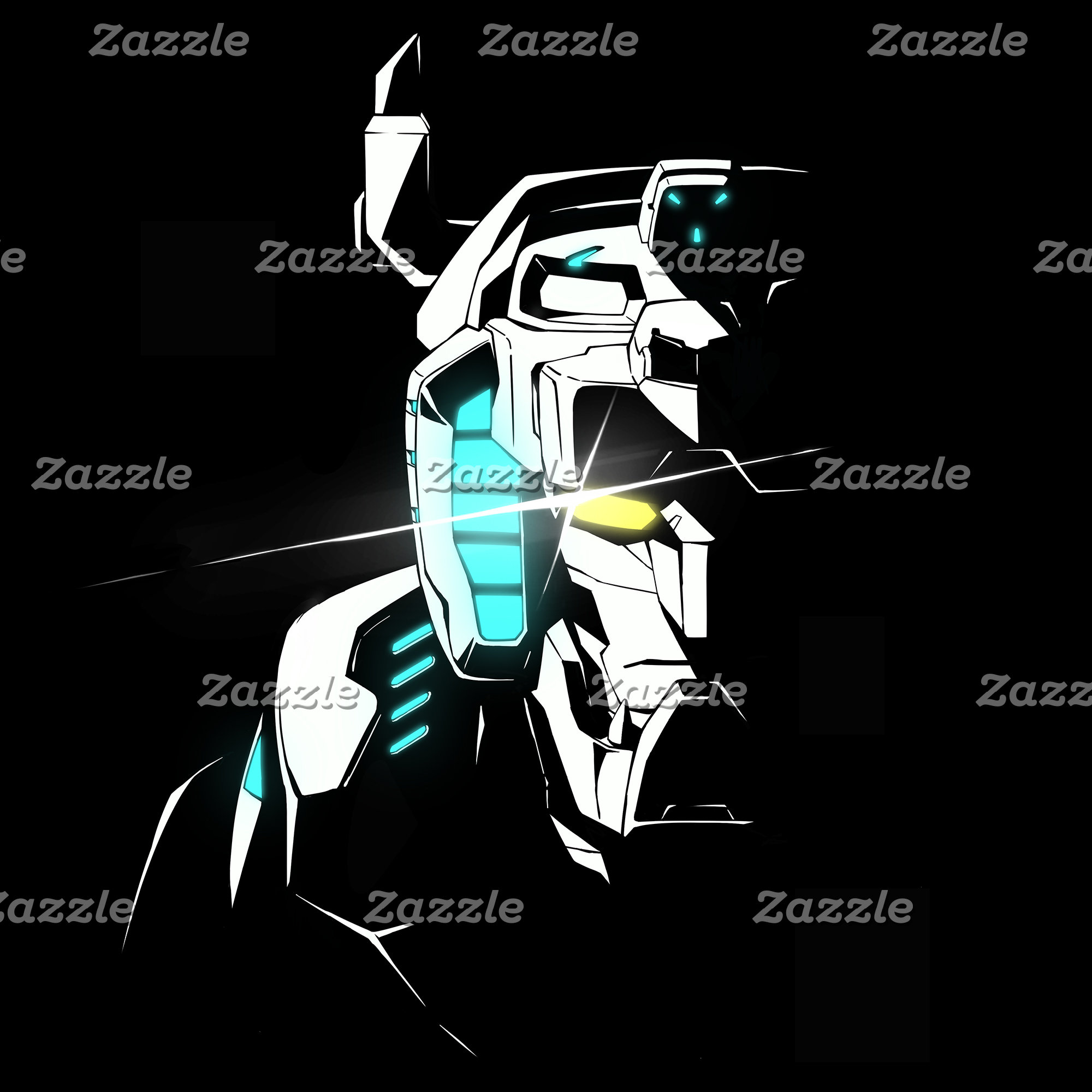 Voltron | Gleaming Eye Silhouette