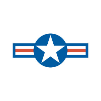 USAF United States Air Force Roundel