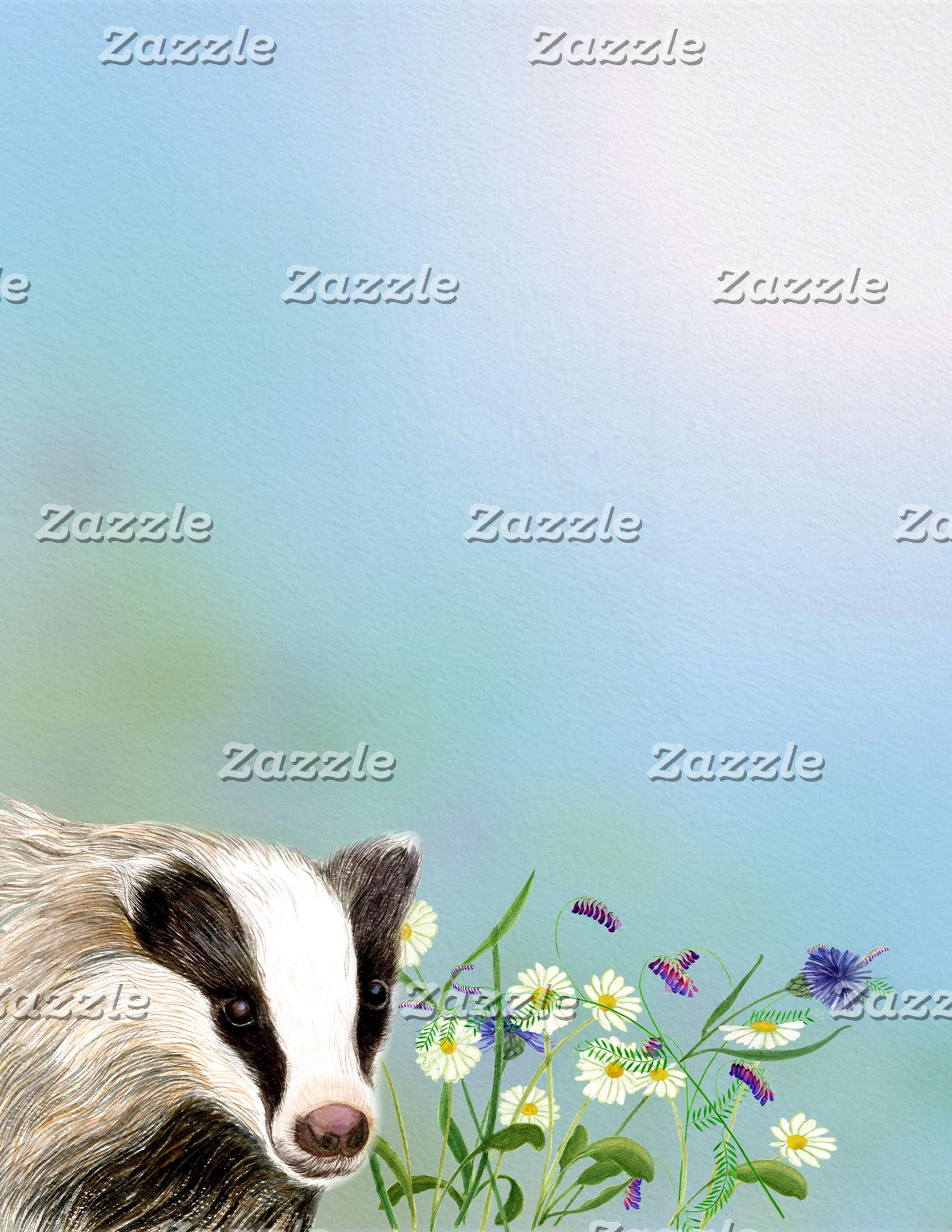 Watercolor Floral Cases