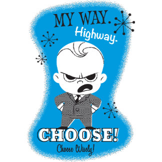 My Way. Highway.
