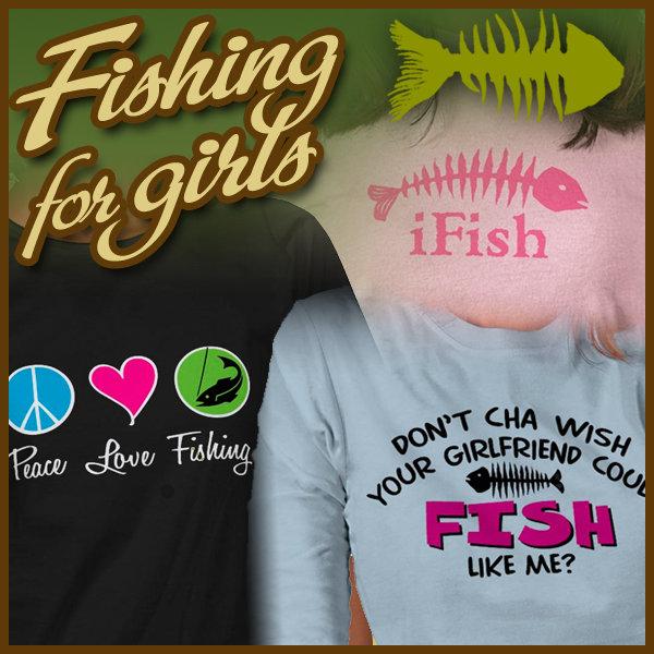 Fishing for Girls