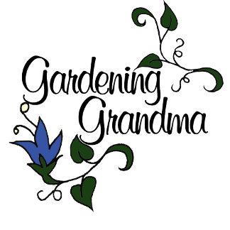 Gardening Grandma