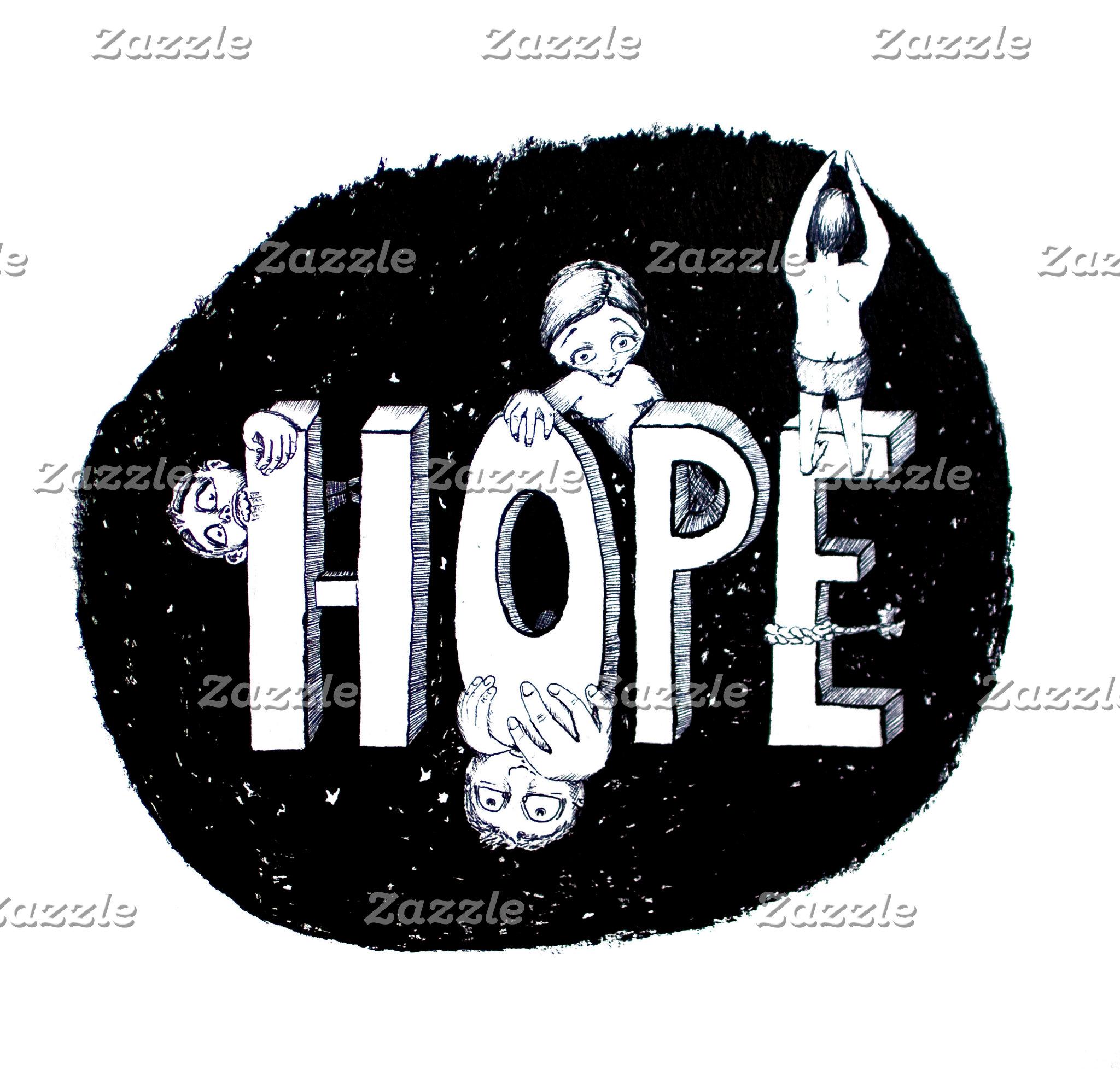 Hope - Hoffnung