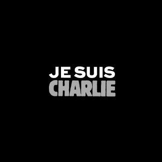 Je Suis Charlie Black