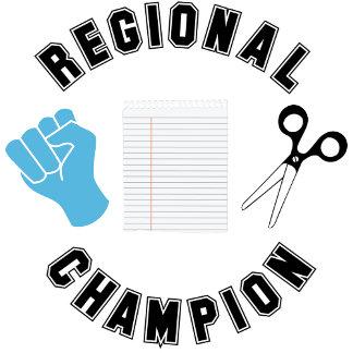 Rock Paper Scissors - Regional Champion