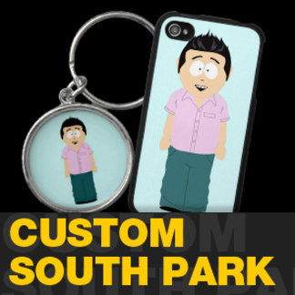 Create Your Own South Park