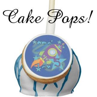 Cake Pops, Oreos, Cookies
