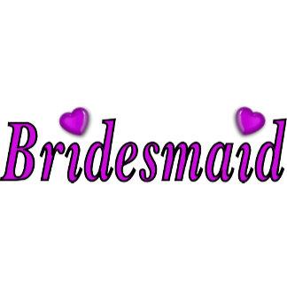 Simply Love Bridesmaid
