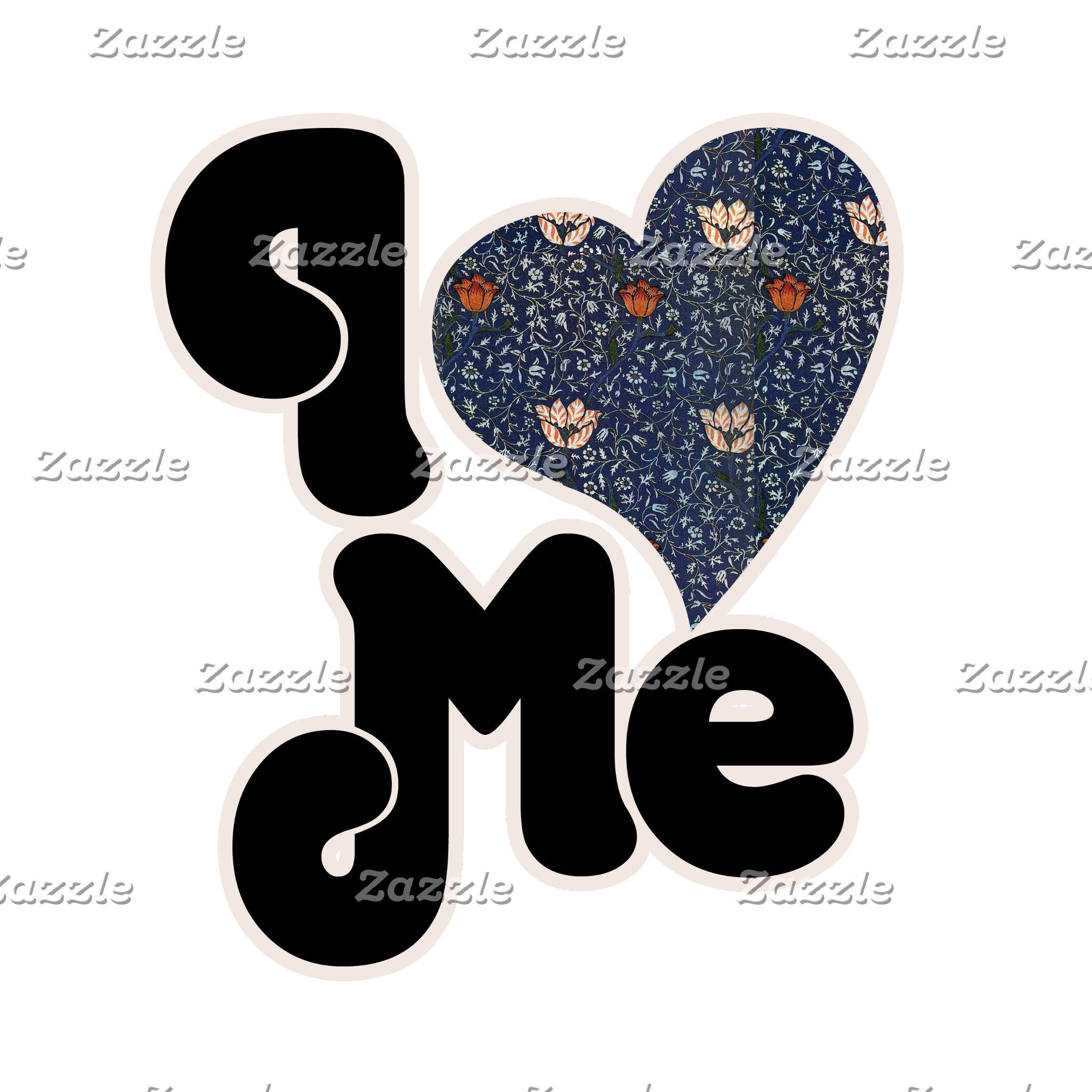 I heart me