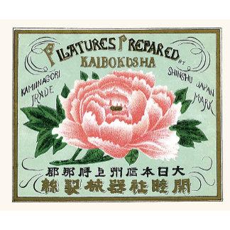 Vintage Labels -2
