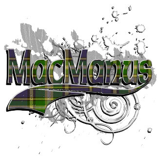 MacManus Tartan Grunge