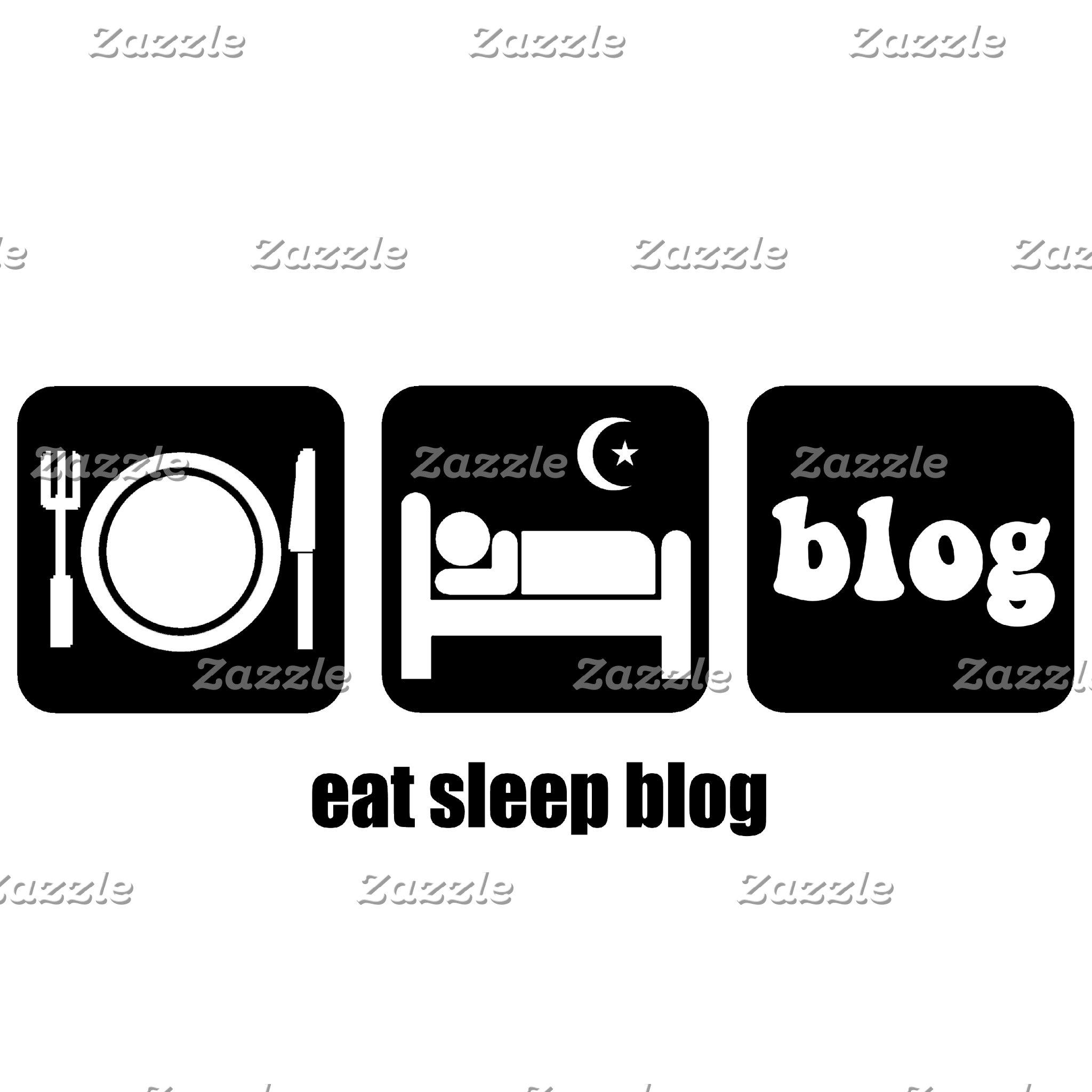 eat sleep blog