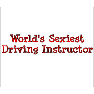 World's Sexiest Driving Instructor