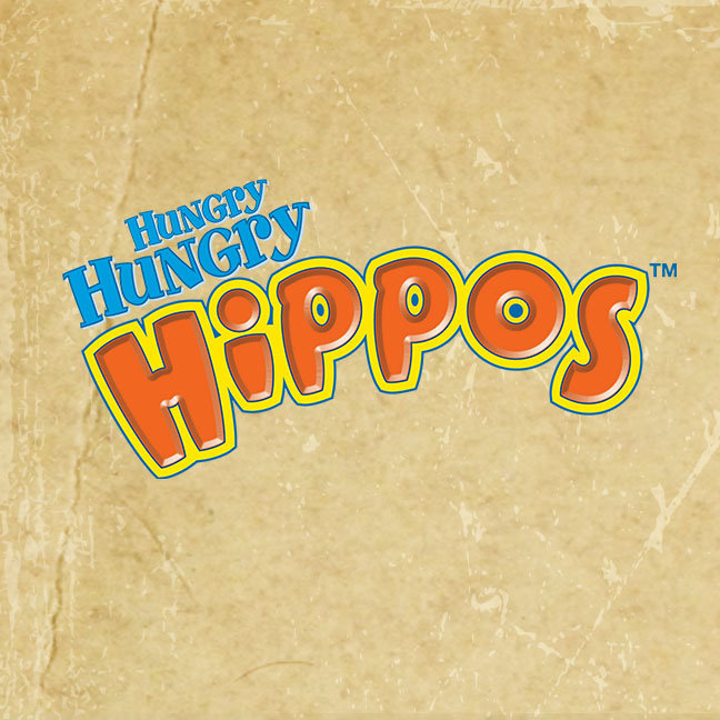 Hungry Hungry Hippos Logo