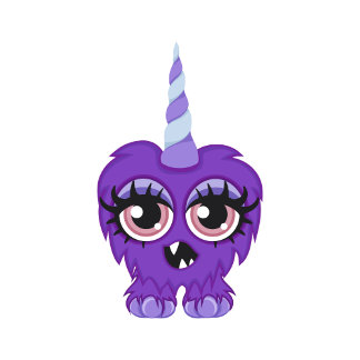 Purple Monster Party