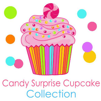 Candy Surprise Cupcake Collection