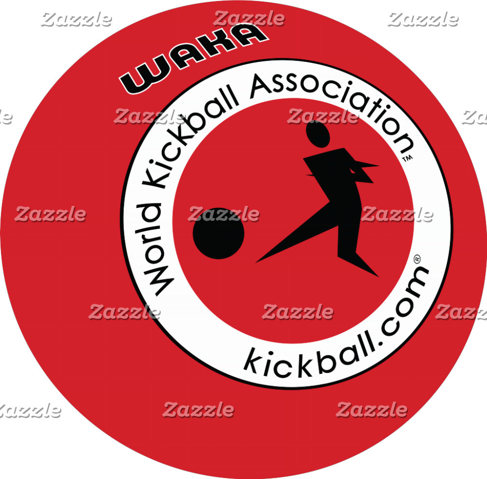 Kickball Logo Items