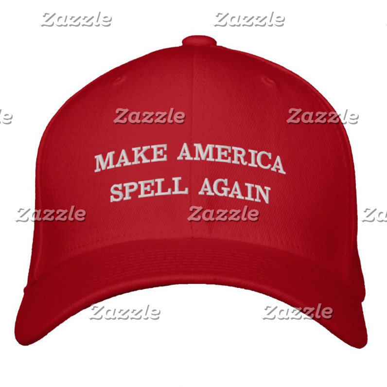 MAKE AMERICA SPELL AGAIN