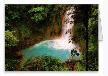Costa Rica Notecards