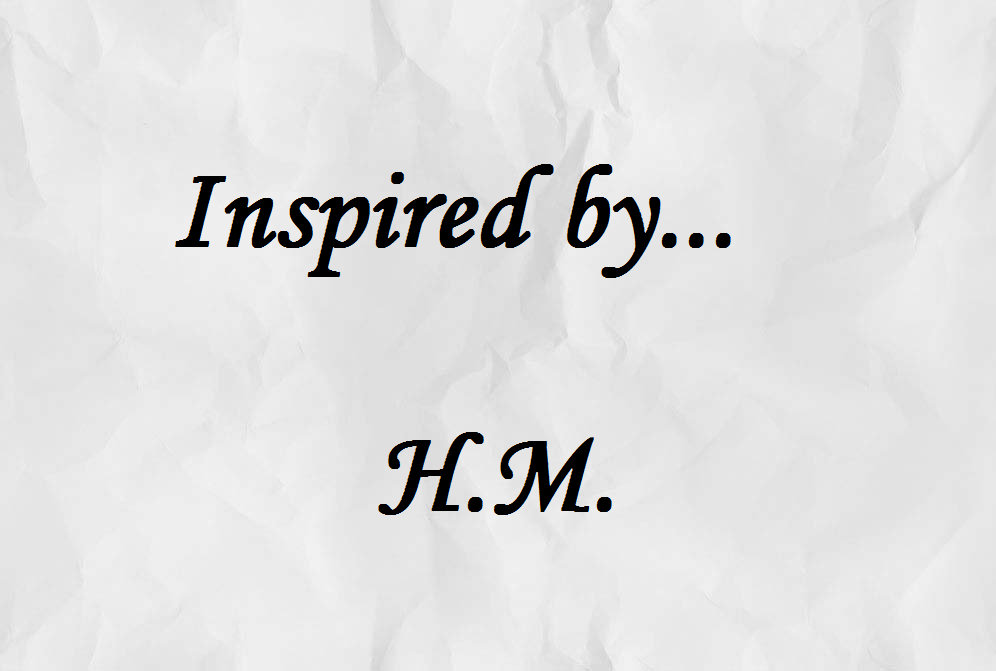 Inspired By...